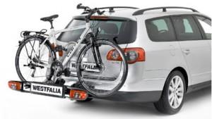 פתרונות לנשיאת אופניים על גביי וו גרירה